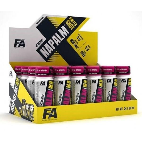 Xtreme Napalm igniter shot 60 ml - Fitness Authority