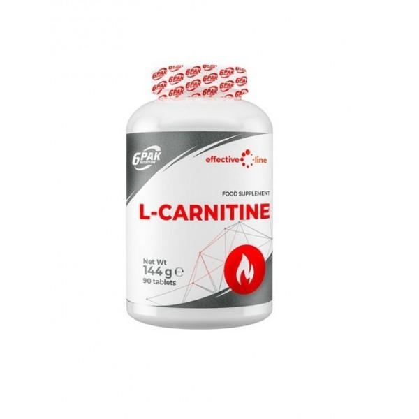 L-Carnitine 90 tabliet - 6PAK