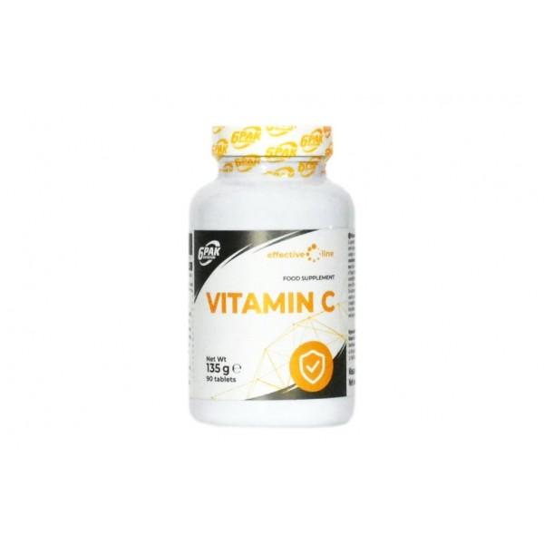 Vitamin C 90 tabliet - 6PAK
