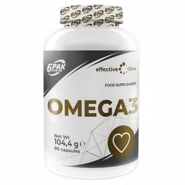 Omega 3 90 kapsúl - 6PAK
