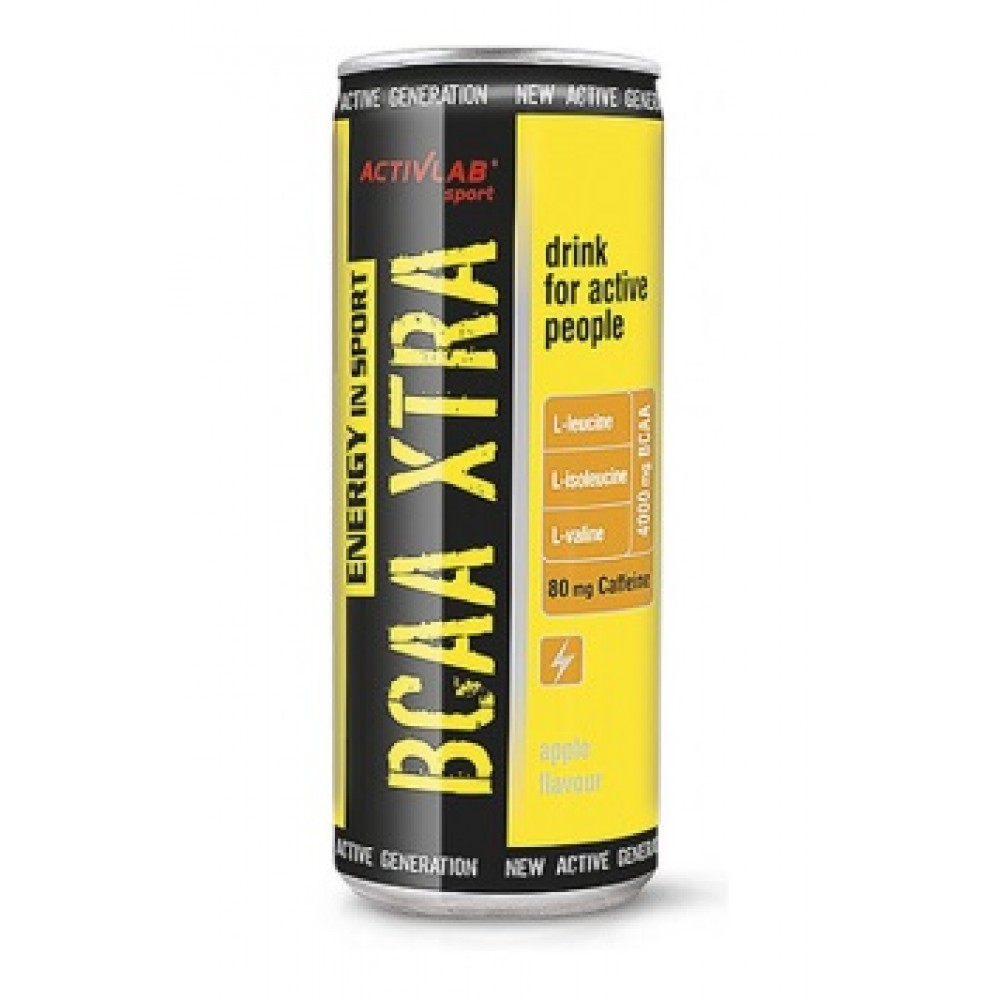 BCAA Xtra Energy In Sport 250 ml - ActivLab