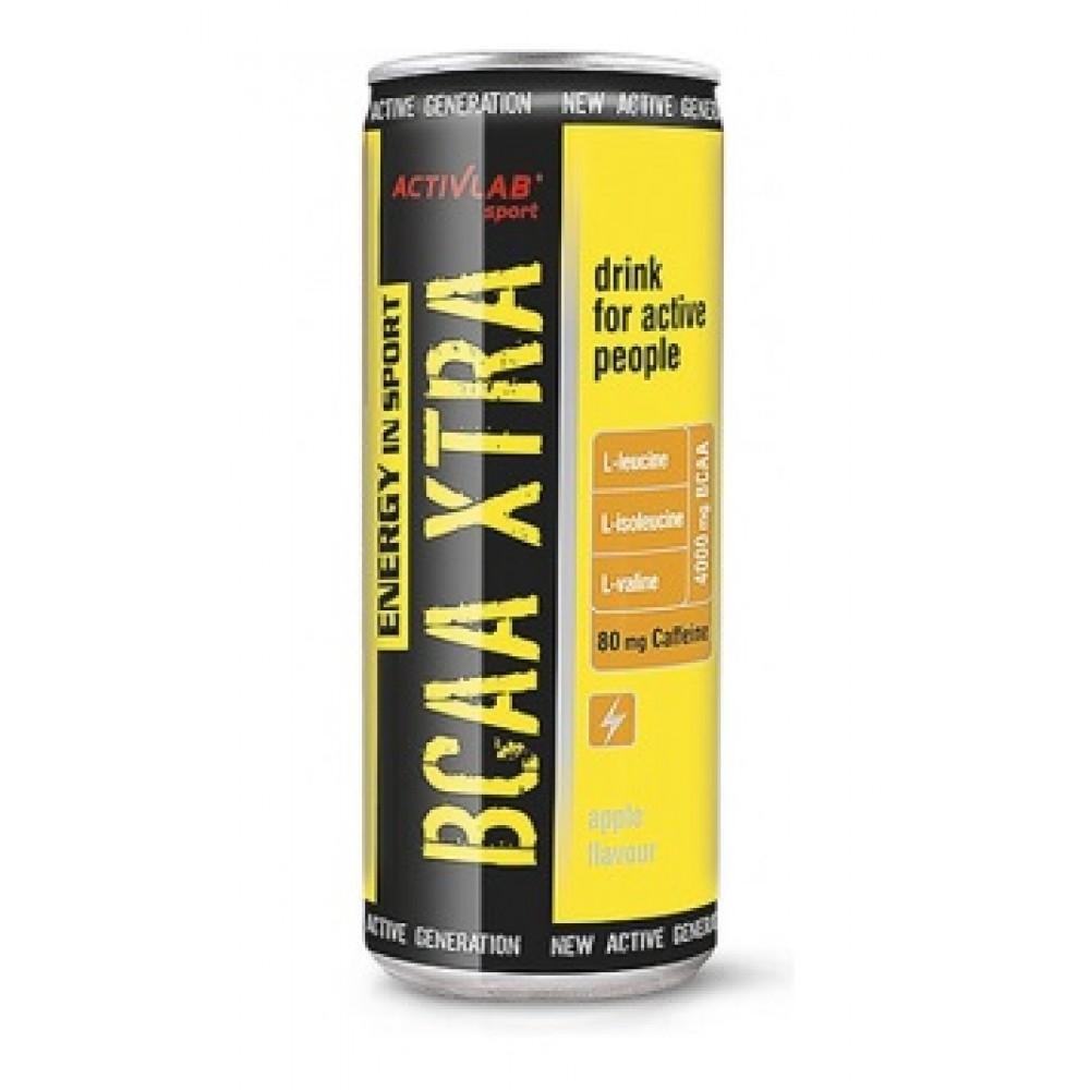BCAA Xtra Energy In Sport 250 ml - ActivLab