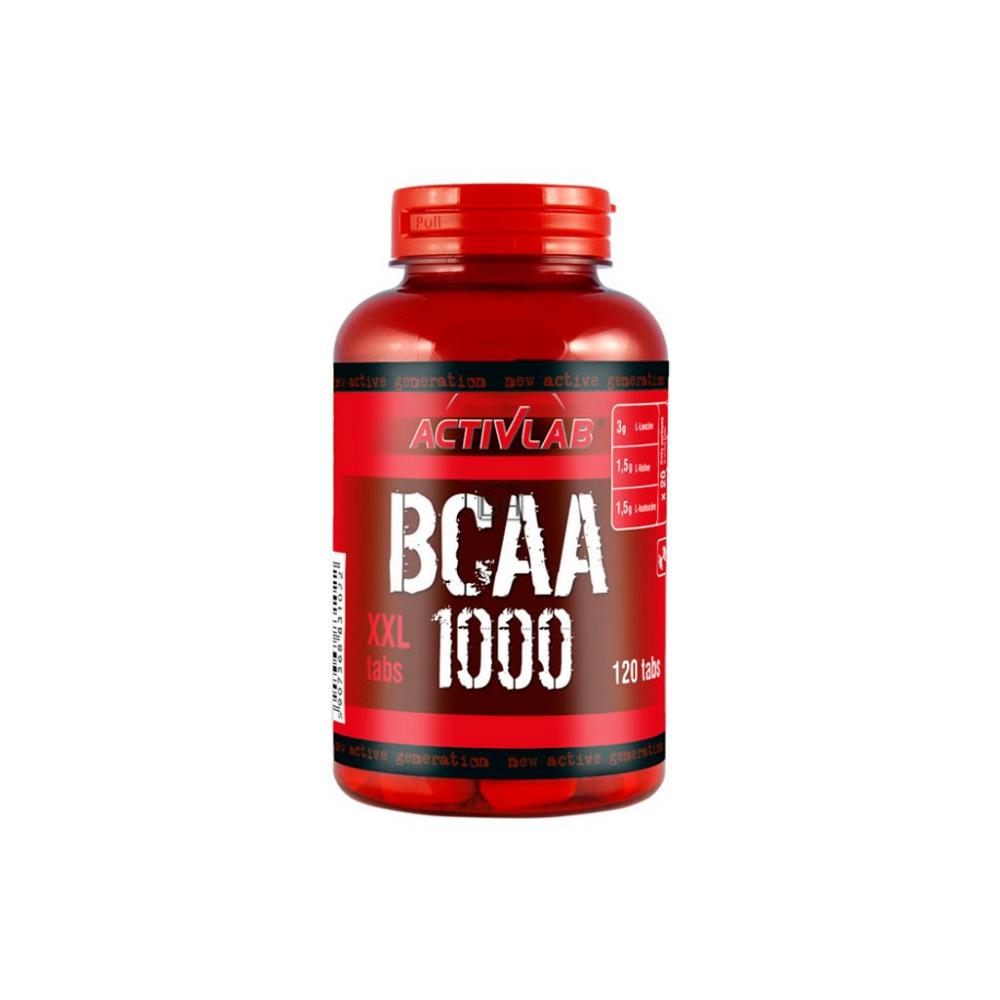 BCAA 1000 XXL 240 tabliet - ActivLab