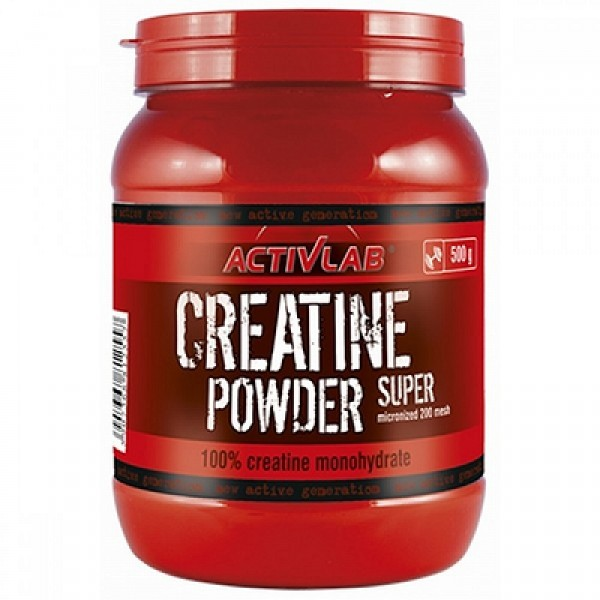 Creatine Powder Super 500 g - ActivLab
