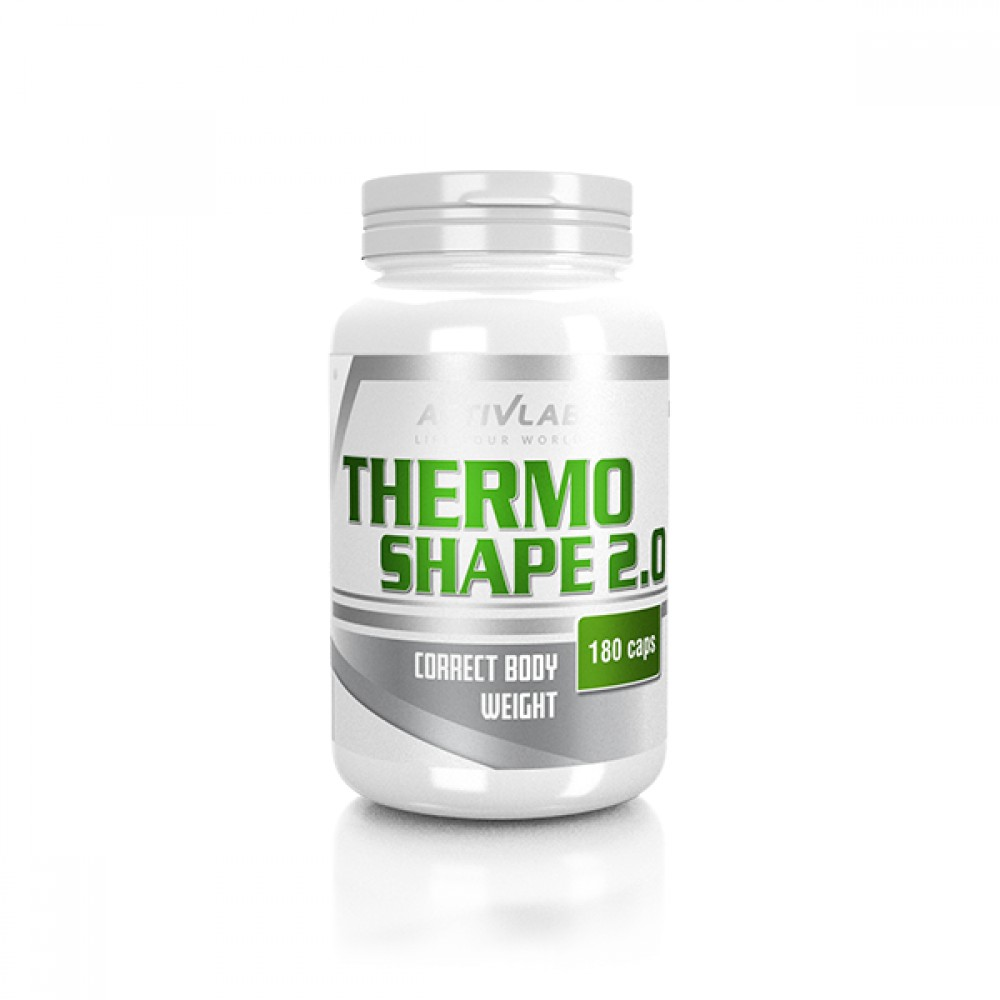 Thermo Shape 2.0 180 tabliet - ActivLab