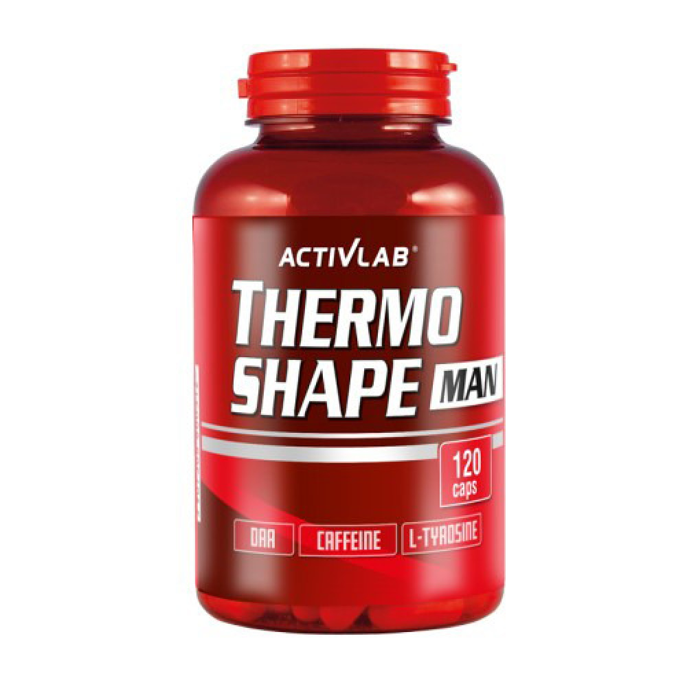 Thermo Shape Man 120 tabliet - ActivLab
