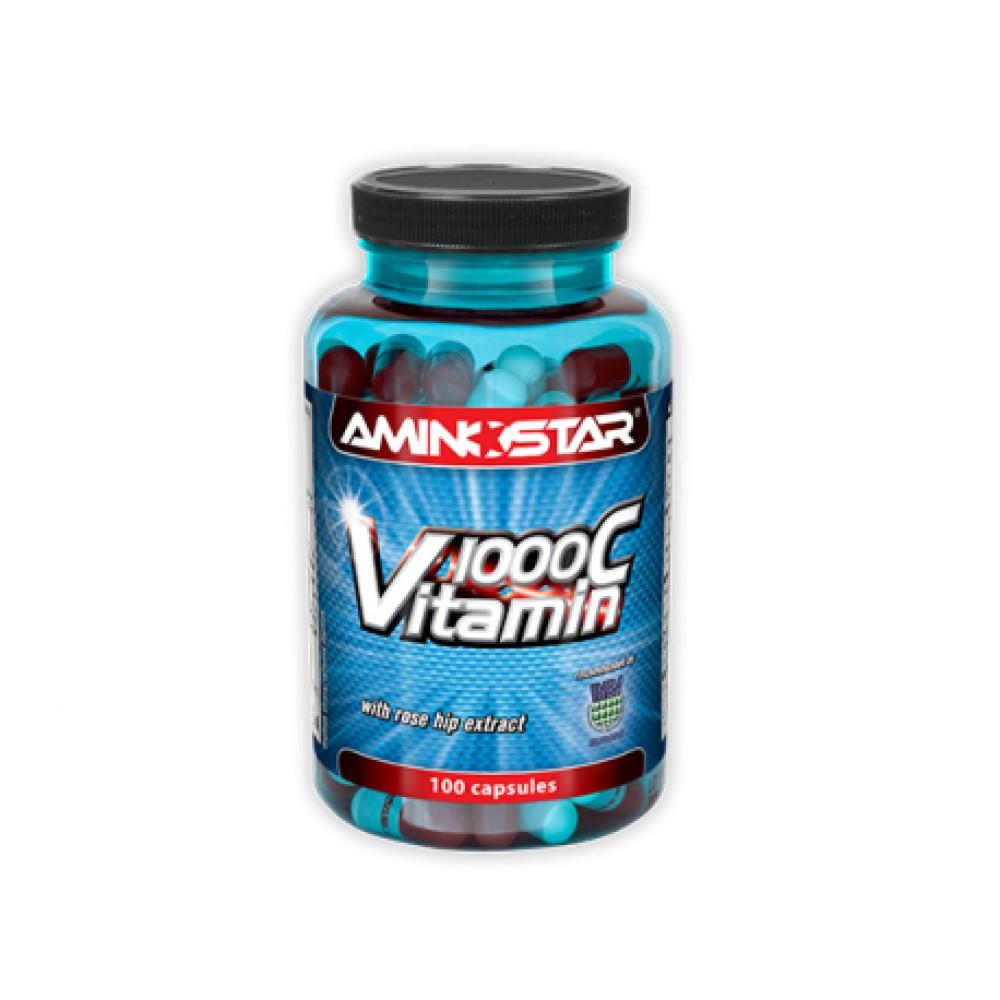 Vitamín C 1000mg 100 tabliet - Aminostar
