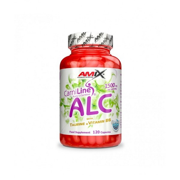 ALC with Taurine + B6 120 tabliet - Amix
