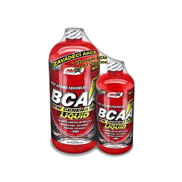 BCAA New Generation 1000 ml + 500 ml - Amix