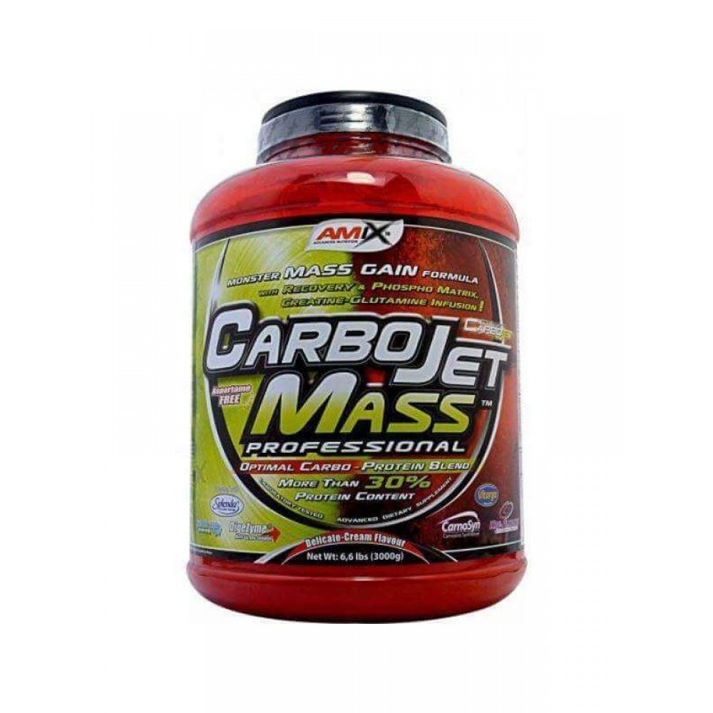 CarboJet Mass Professional 1800 g - Amix