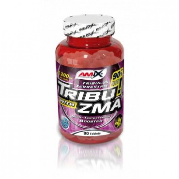 Tribu 90% with ZMA 90 tabliet - Amix