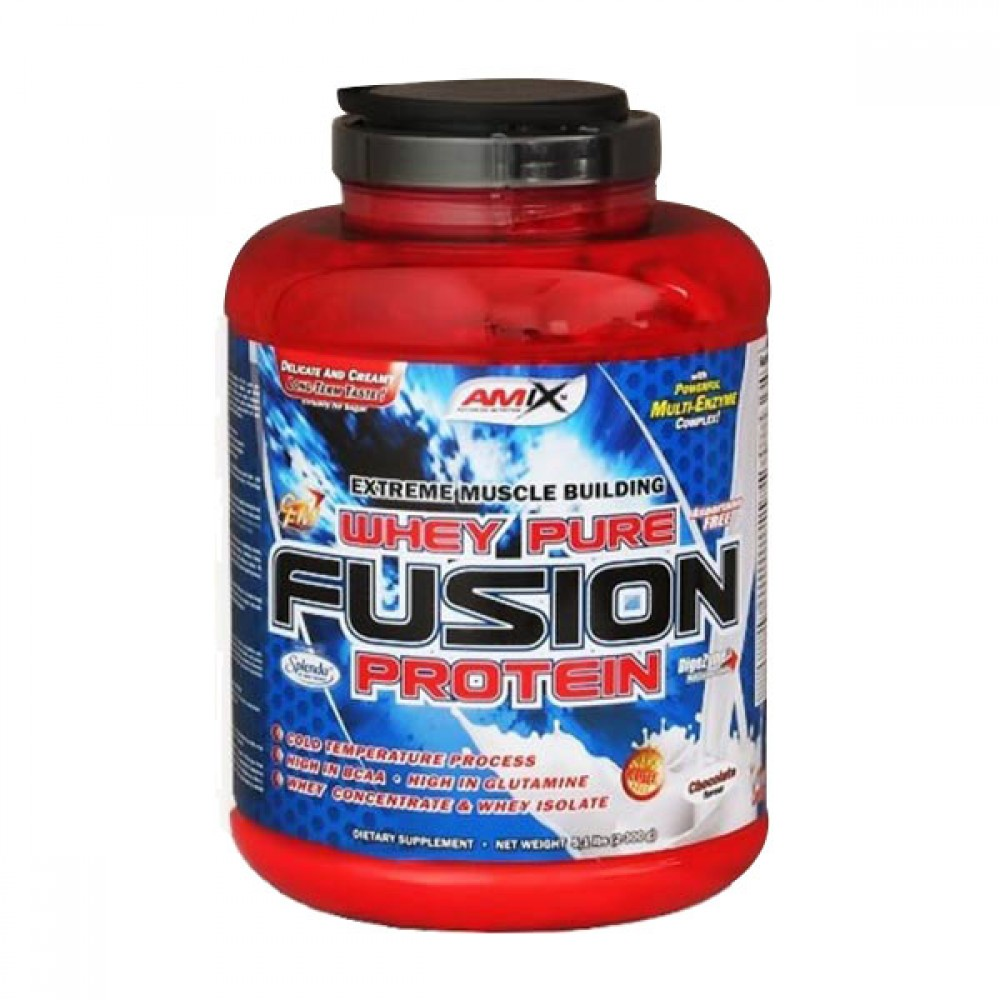 Whey Pure Fusion 2300 g - Amix