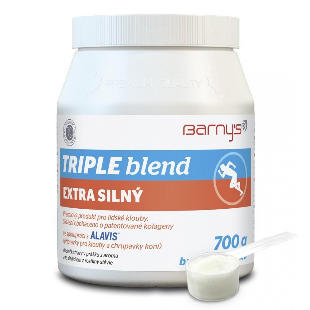 Triple Blend Extra Silný 700 g - Barny's
