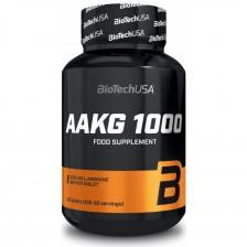 AAKG 1000 100 tabliet - Biotech USA