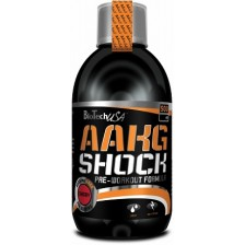 AAKG Shock 500 ml - Biotech USA