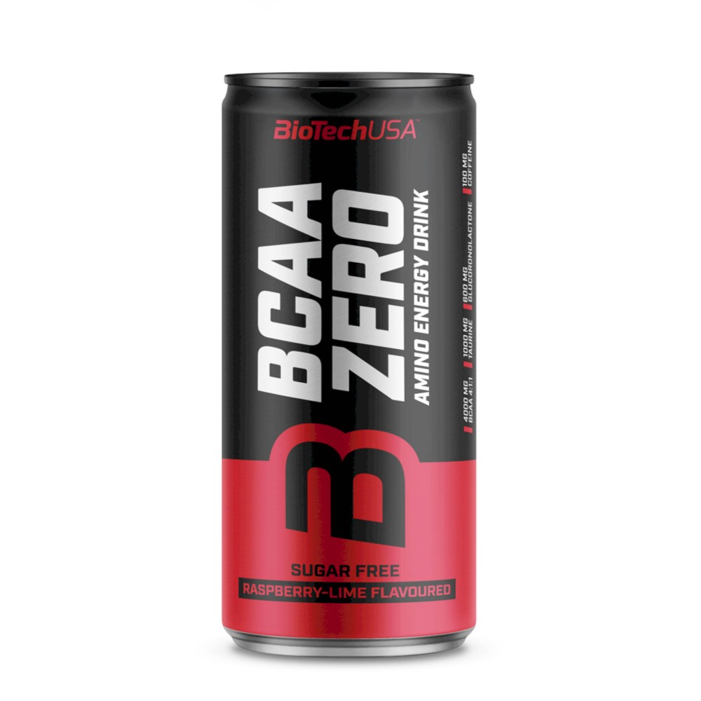 BCAA Zero drink 330 ml - Biotech USA