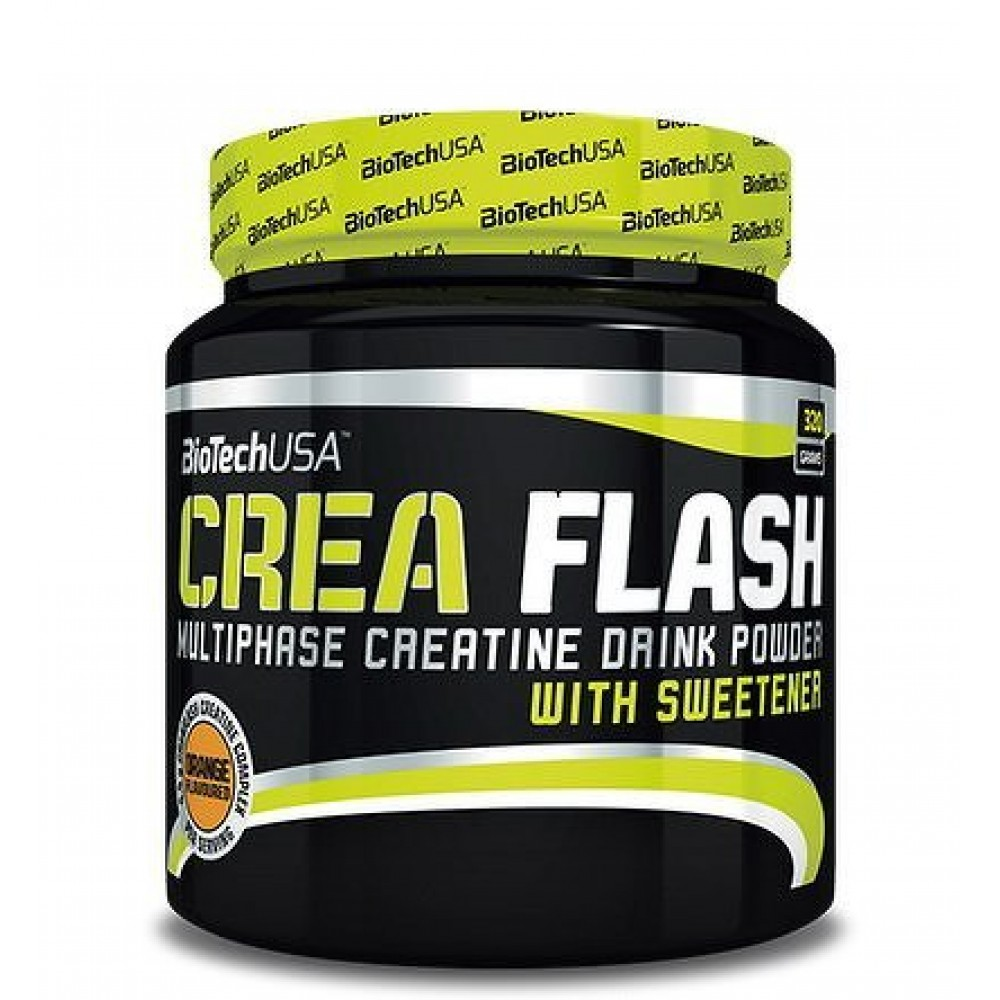 Crea Flash 320 g - Biotech USA