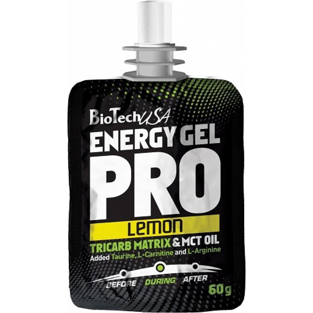Energy Gel Pro 60 g - Biotech USA