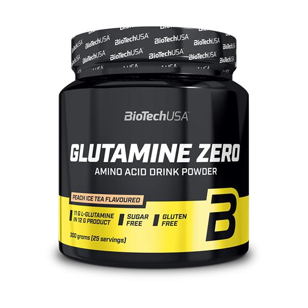Glutamine Zero 300 g - Biotech USA