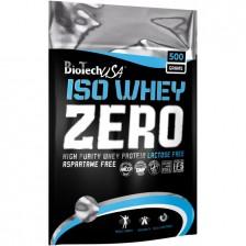 Iso Whey Zero 500 g - Biotech USA