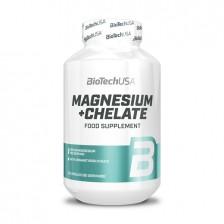 Magnesium + Chelate 60 kapsúl - Biotech USA