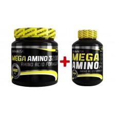 Mega Amino 3200 300 + 100 tabliet - Biotech USA
