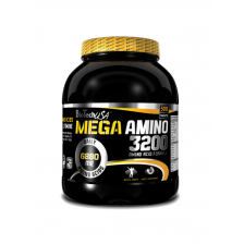 Mega Amino 3200 500 tabliet - Biotech USA