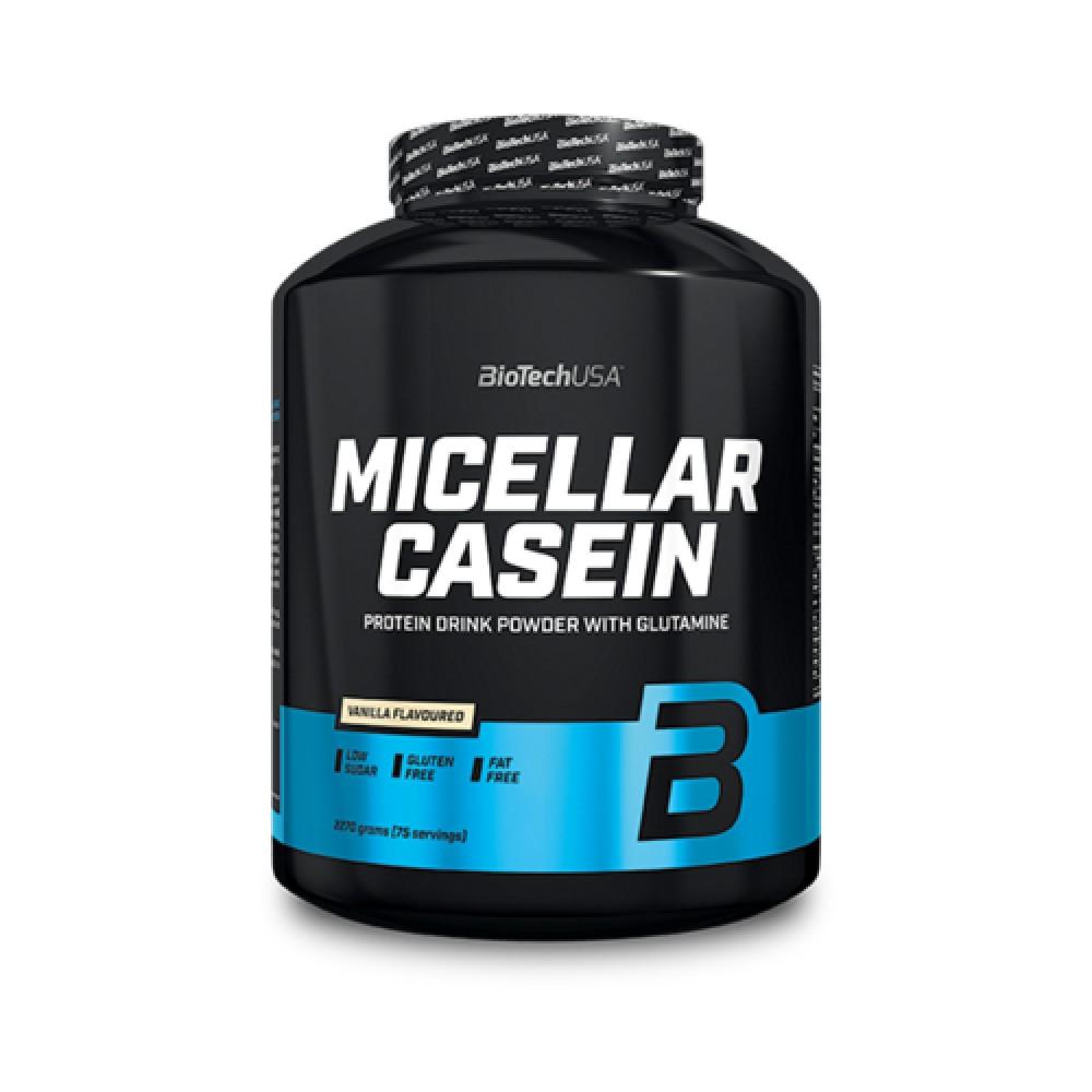 Micellar Casein 2270 g - Biotech USA