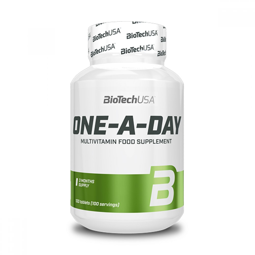 One-A-Day 100 tabliet - Biotech USA