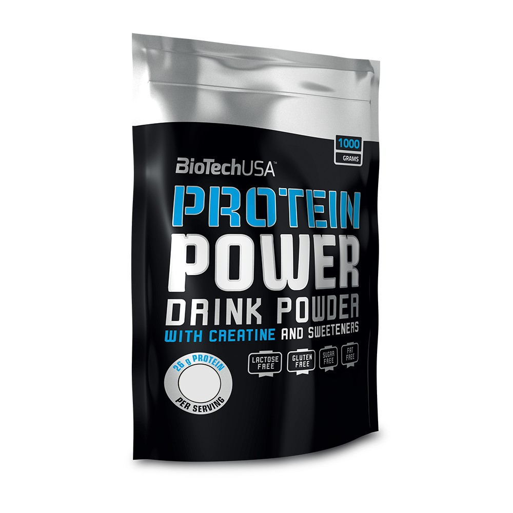 Protein Power 1000 g - Biotech USA