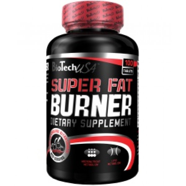 Super Fat Burner 120 tabliet - Biotech USA
