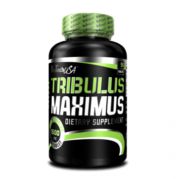 TRIBULUS Maximus 90 tabliet - Biotech USA