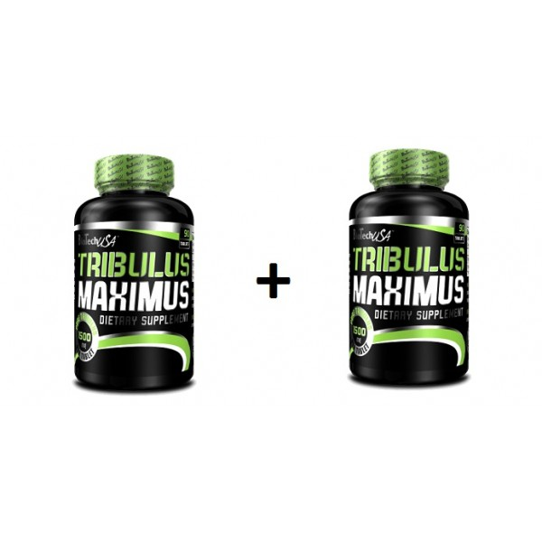 TRIBULUS Maximus 2x 90 tabliet - Biotech USA