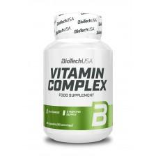 Vitamin Complex 60 tabliet - Biotech USA