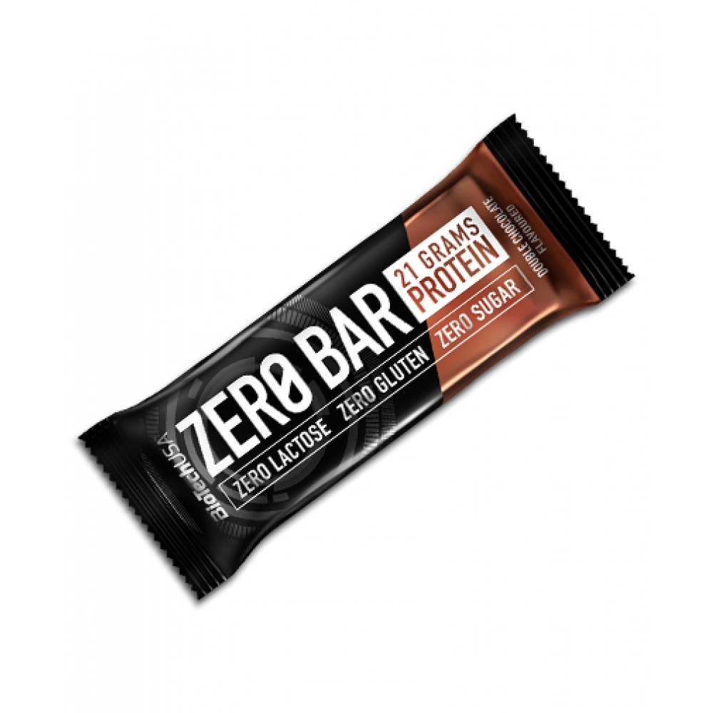 Zero Bar 50g - Biotech USA