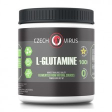 L-Glutamine 500 g - Czech Virus