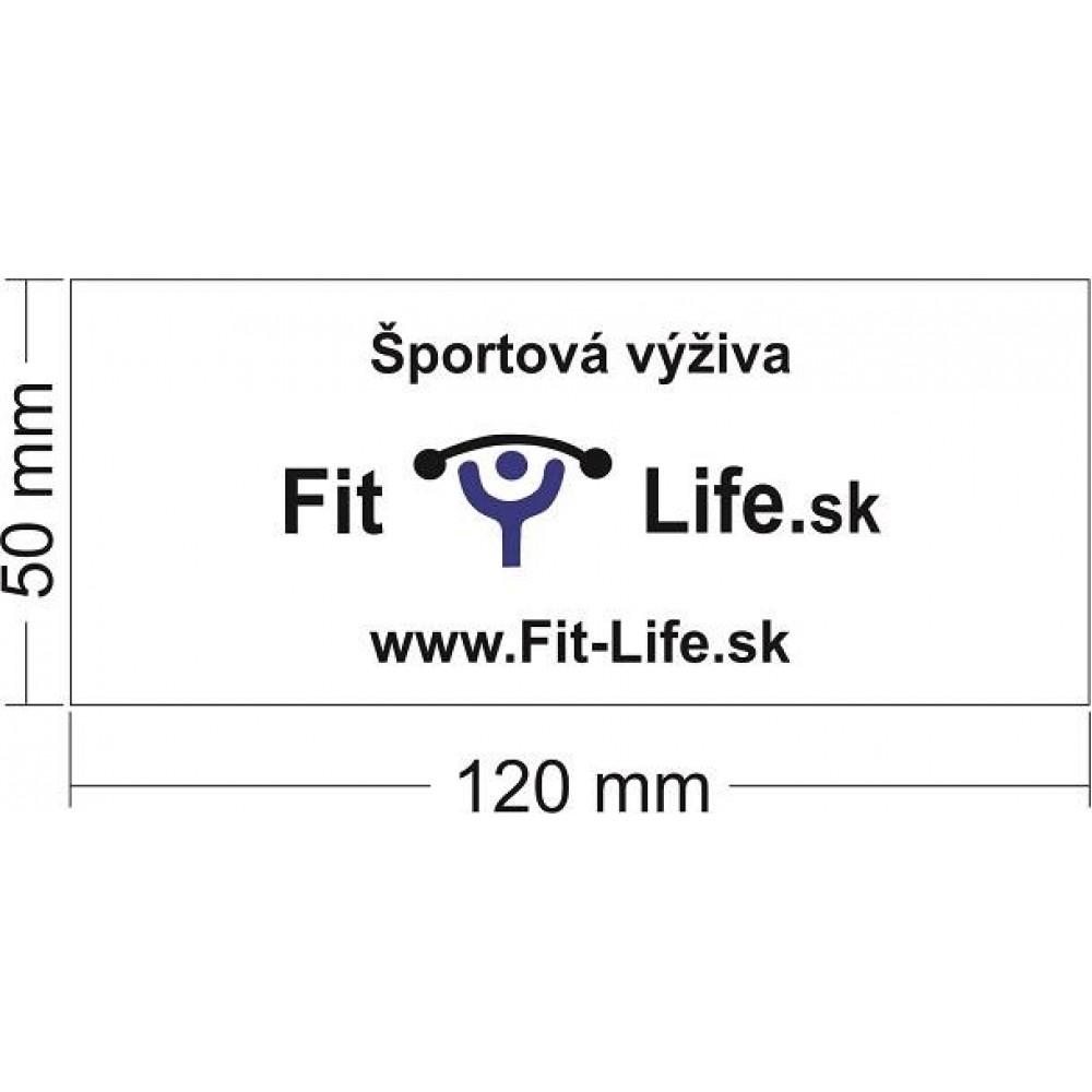 Fit Life nálepka - Fit Life