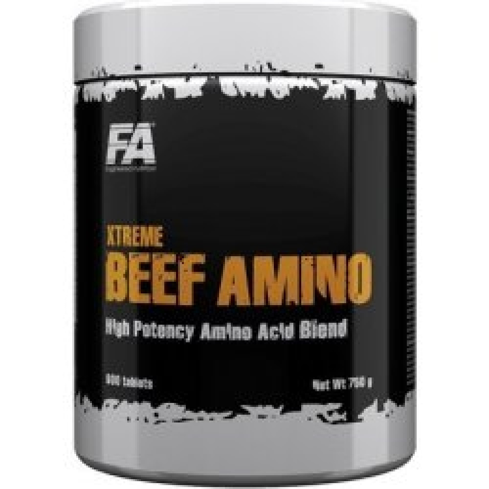 Xtreme Beef Amino 600 tabliet - Fitness Authority