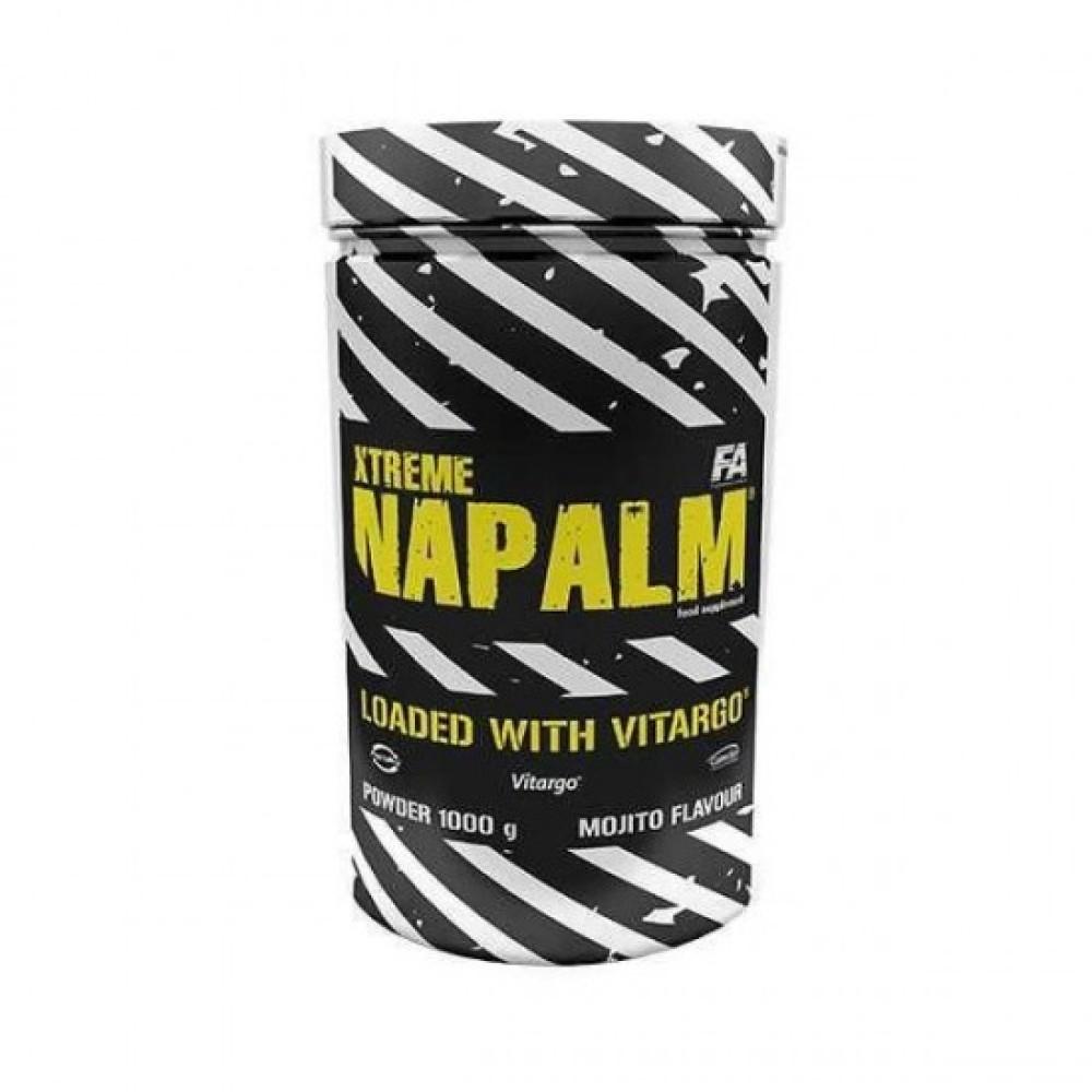 Xtreme Napalm with Vitargo 1000 g - Fitness Authority
