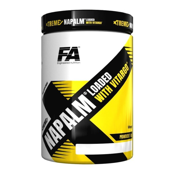 Xtreme Napalm with Vitargo 1000 g - Fitness Authority
