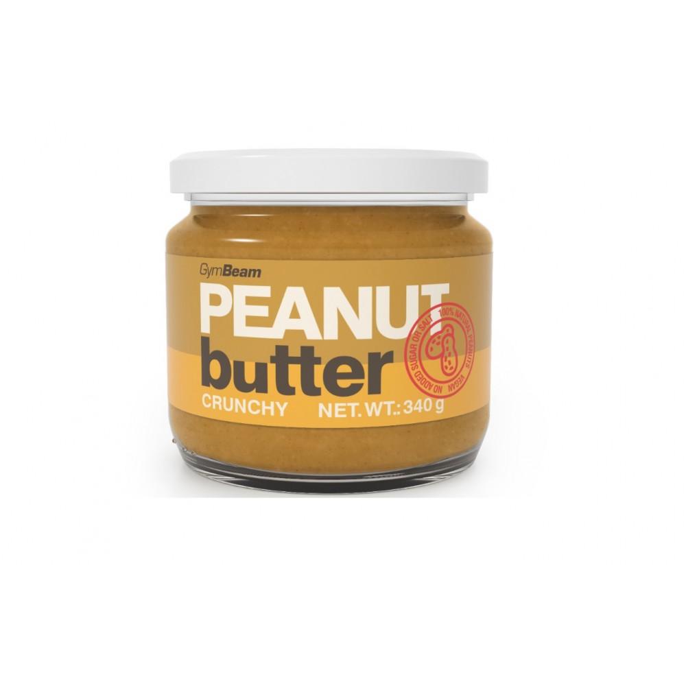 100% Arašidové maslo 1000 g - GymBeam