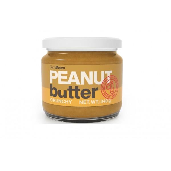 100% Arašidové maslo 340 g - GymBeam