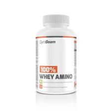 100% Whey Amino 200 tabliet - GymBeam