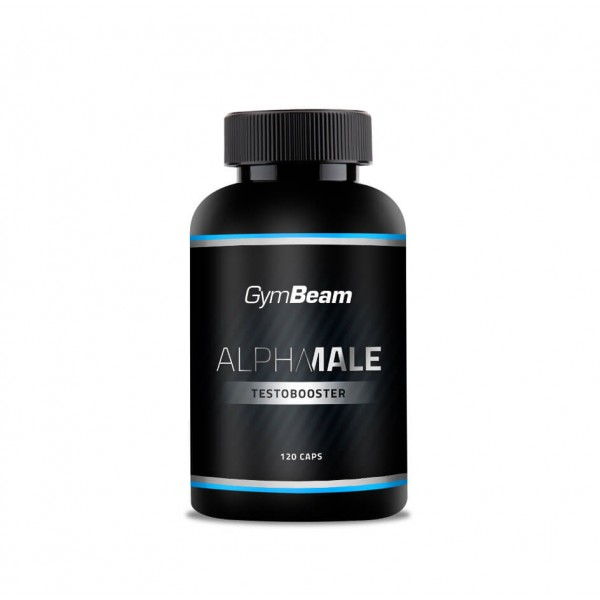 AlphaMale TestoBooster 120 tabliet - GymBeam