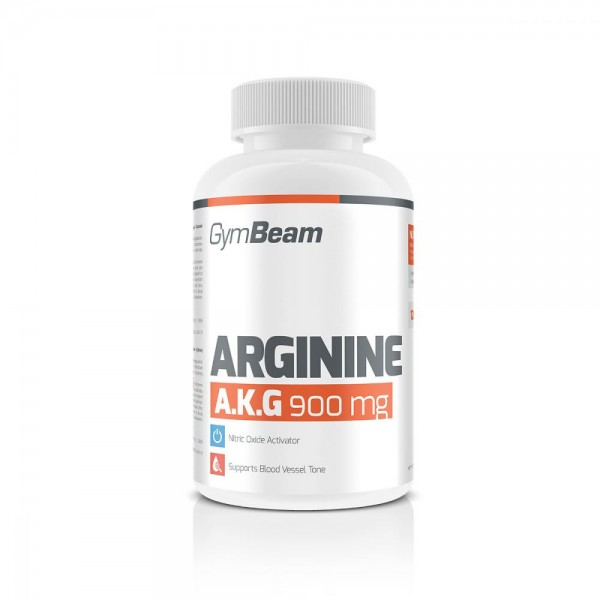 Arginine A.K.G 900 120 tabliet - GymBeam