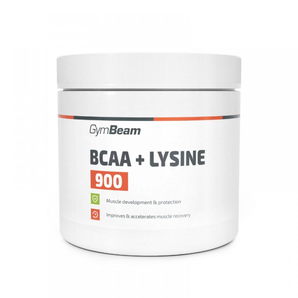 BCAA + Lysine 900 300 tabliet - GymBeam