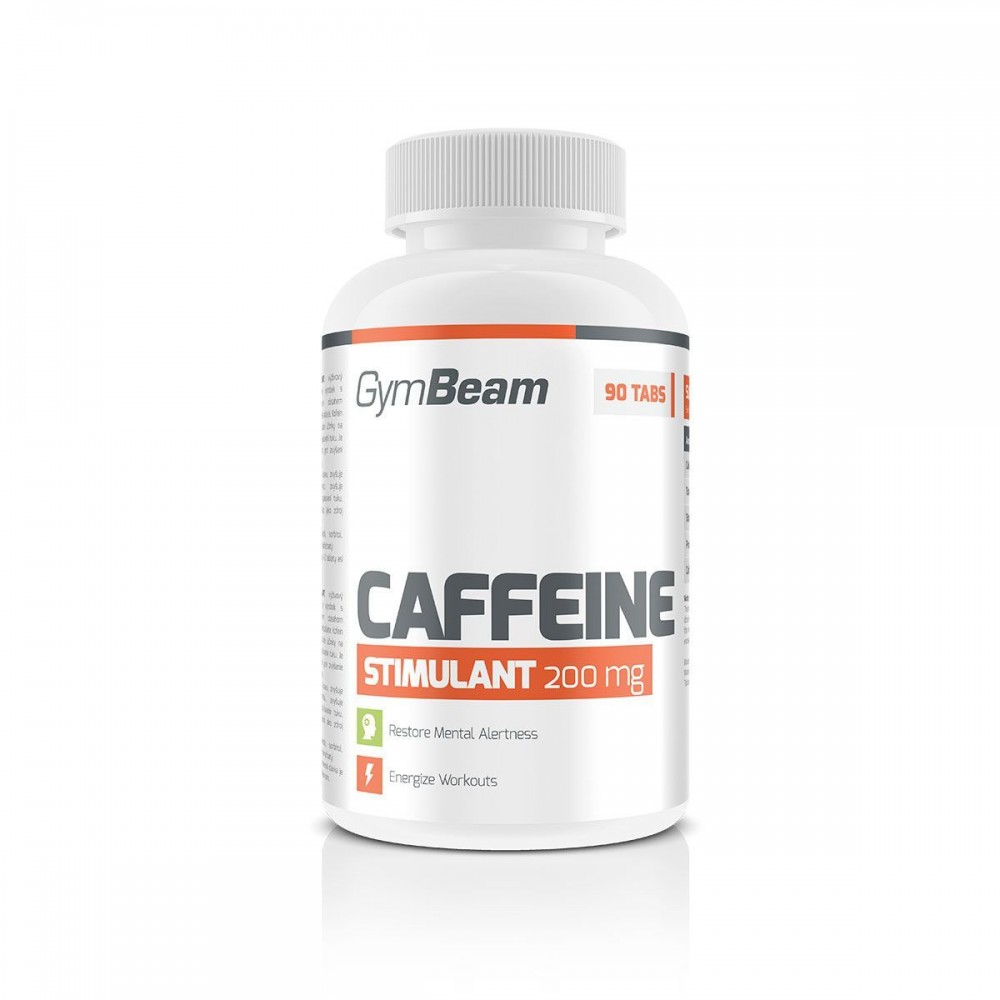 Caffeine 90 tabliet - GymBeam
