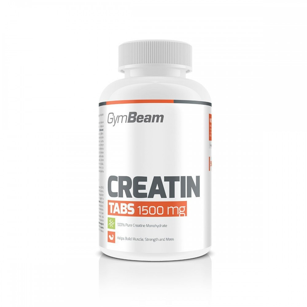 Creatin 1500 200 tabliet - GymBeam