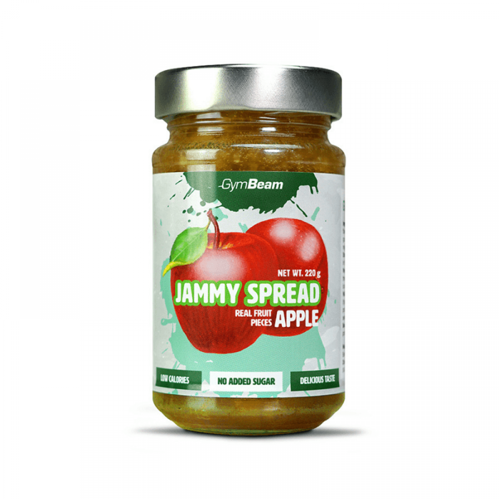 Džem Jammy Spread 220 g - GymBeam