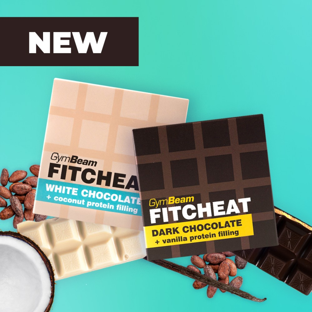 Fitcheat Protein Bar 90 g - GymBeam